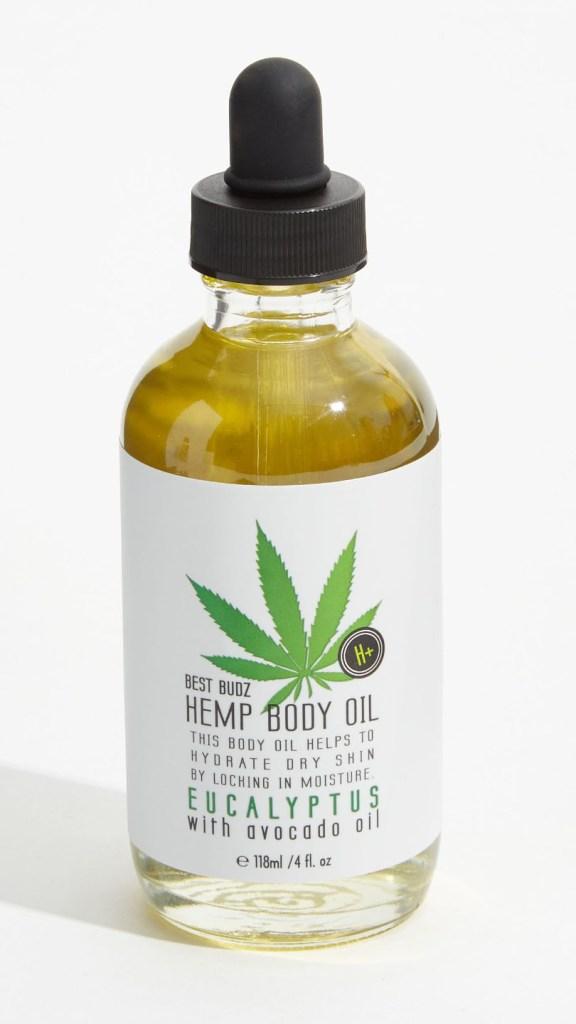 Eucalyptus Hemp Body Oil