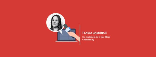 """""""Há um processo de maturidade que exige erros e acertos até você chegar a uma versão melhor de você"""" – Flavia Gamonar"""