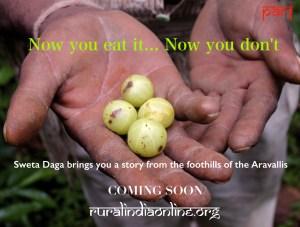 Now you eat it, now you don't ~ Sweta Daga