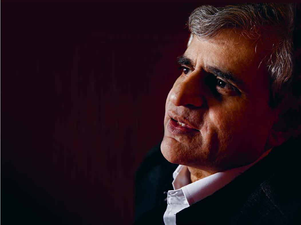P. Sainath interviewed in New Internationalist