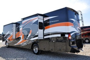 2018 Coachmen Sportscoach 408DB rear ext