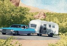 1965 Airstream Overlander magazine image
