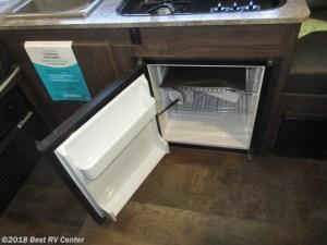 Forest River Rockwood Extreme mini fridge