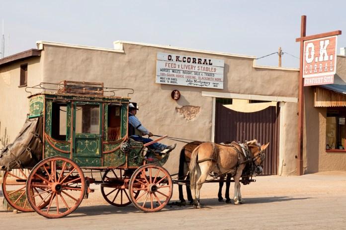 Tombstone, ArizonaSpooky U.S. Travel Destinations