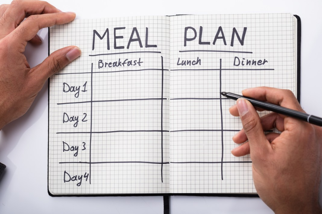 Your Ultimate Guide To RV Meal Planning