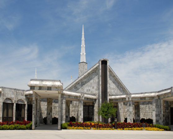 Little known travel destinations in Illinois, Chicago Temple