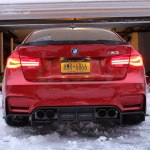 Bmw F80 M3 In The Snow Rw Carbon S Blog
