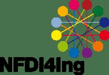 Logo der NFDI4Ing
