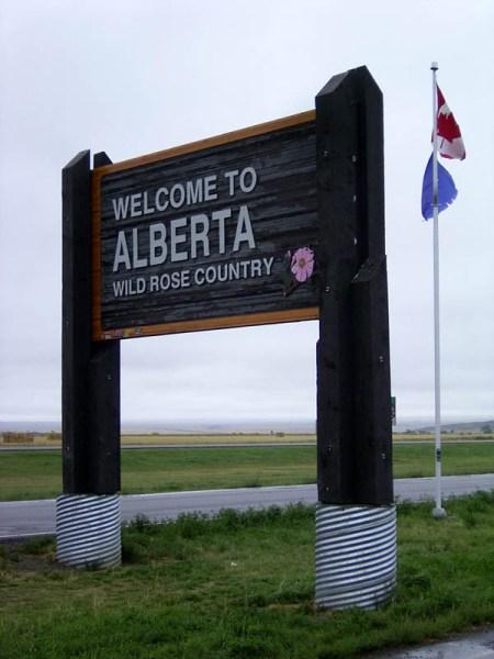 Alberta!
