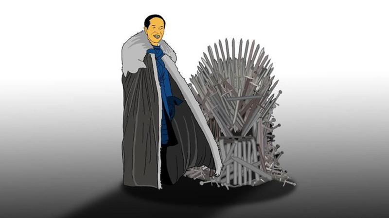 Jokowi & Game of Thrones | Ryan Mintaraga (cnbcindonesia)