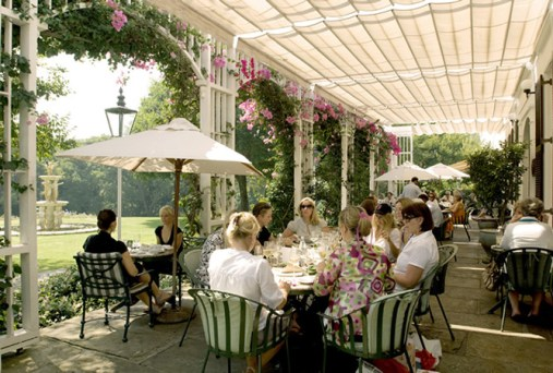 High Tea at the Vineyard Hotel