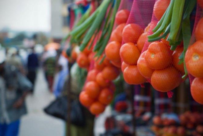 Explore local markets