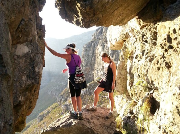 Hikes in Cape Town