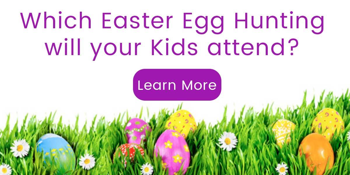 Easter Egg Hunting Sacramento Kids