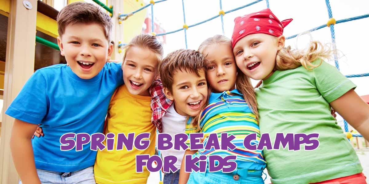 Spring Break Camp Sacramento