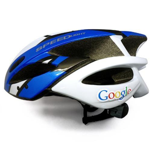 google-casco-bici