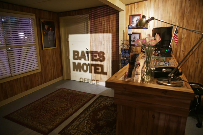 "AUSTIN, TX - MARCH 14: General atmosphere at A&E's ""Bates Motel"" Open Its Doors at SXSW on March 14, 2015 in Austin, Texas. (Photo by Roger Kisby/Getty Images for A&E)"