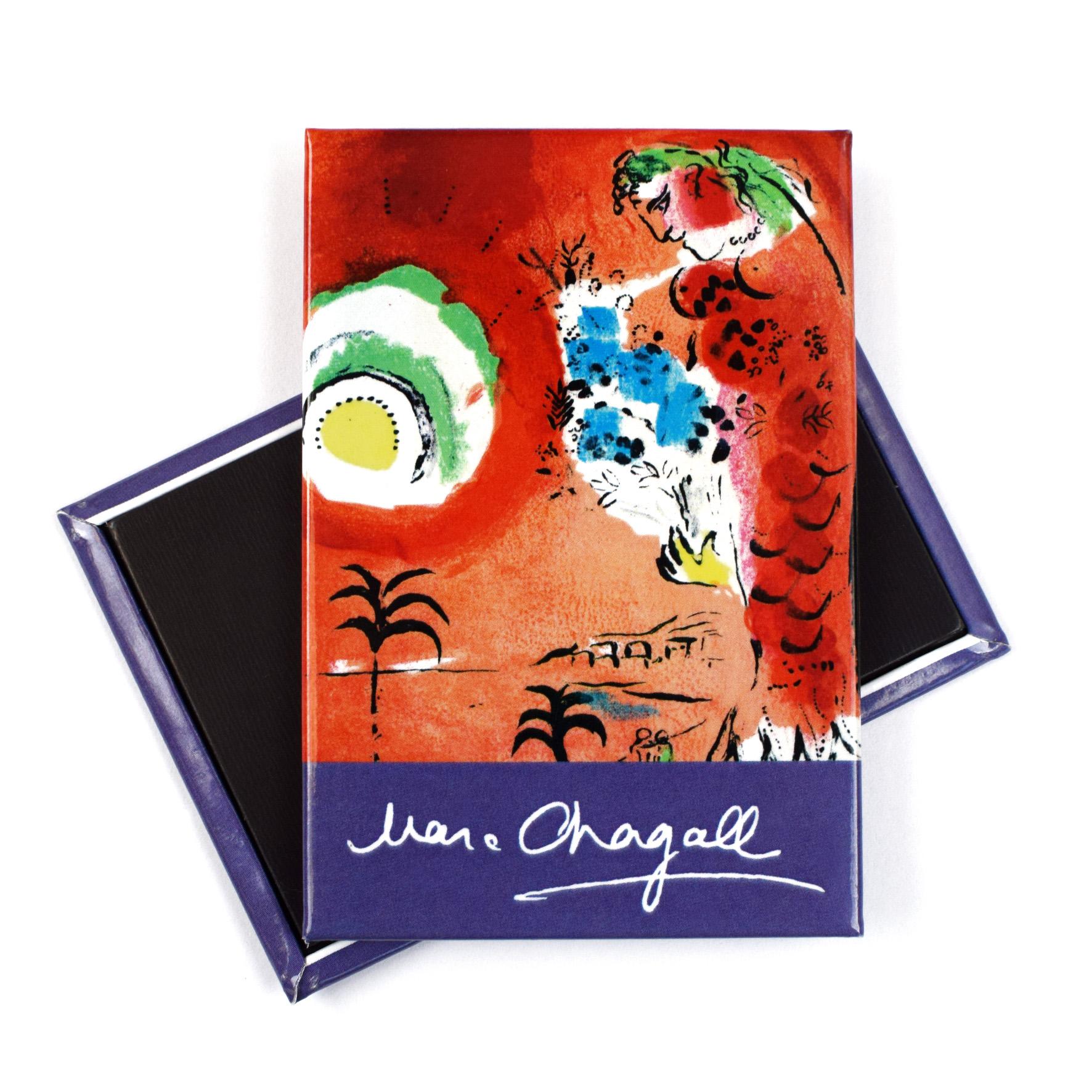 """Magneti personalizzati per """"Marc Chagall e Ottavio Missoni: sogno e colore"""""""