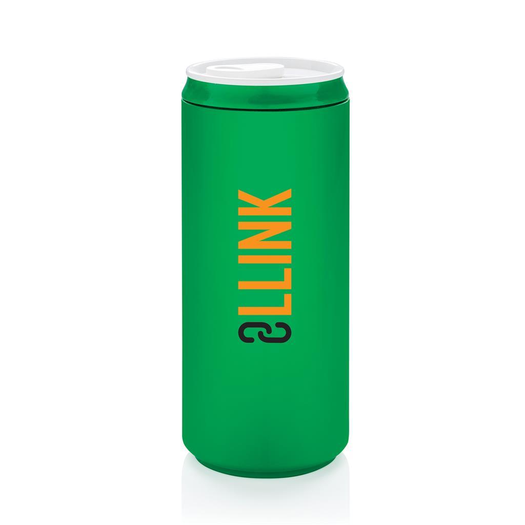 lattina-biodegradabile-verde-personalizzata