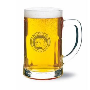Bicchiere birra personalizzato