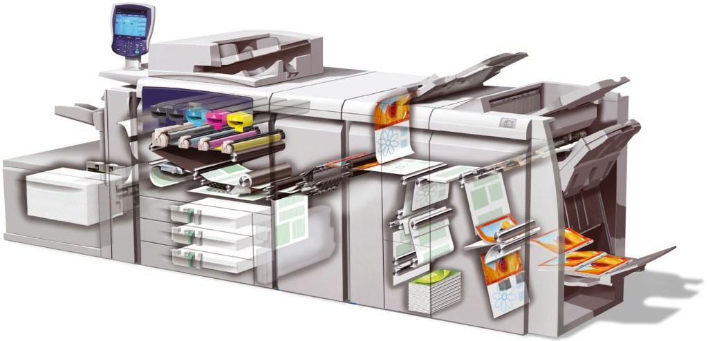 Una stampante adatta alla stampa in sublimazione