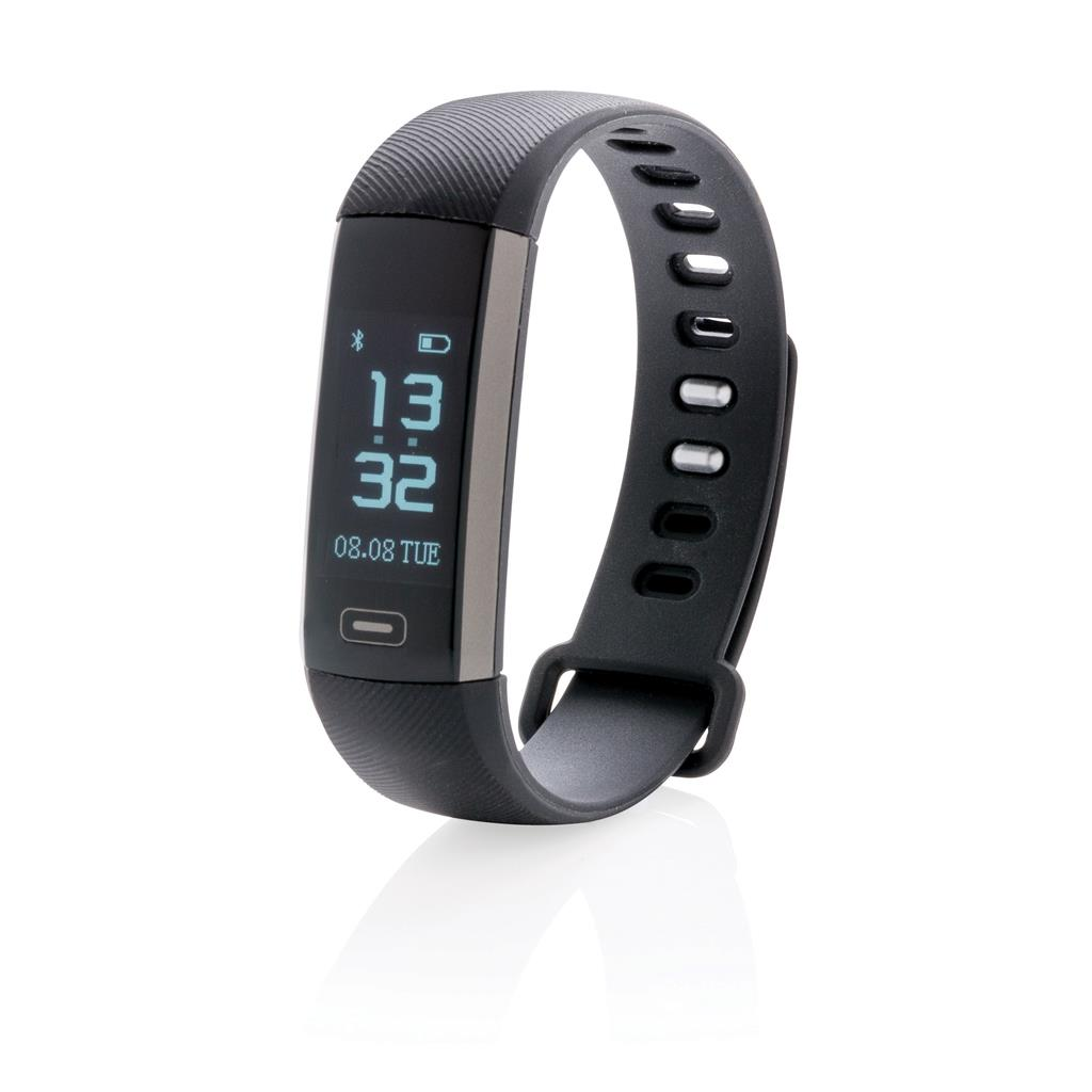Activity tracker con rileva pressione