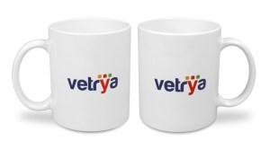 Tazza logo Vetrya
