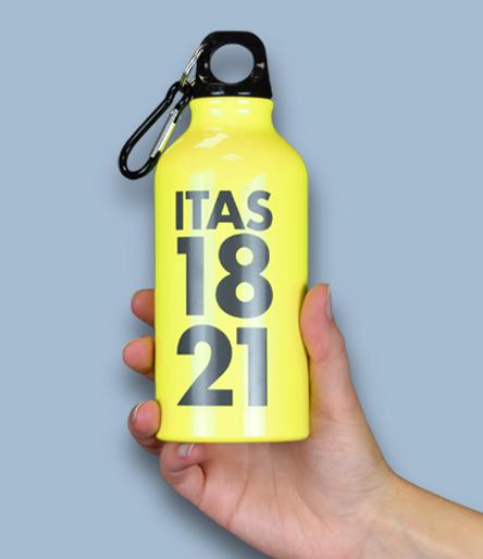 Borraccia personalizzata ITAS
