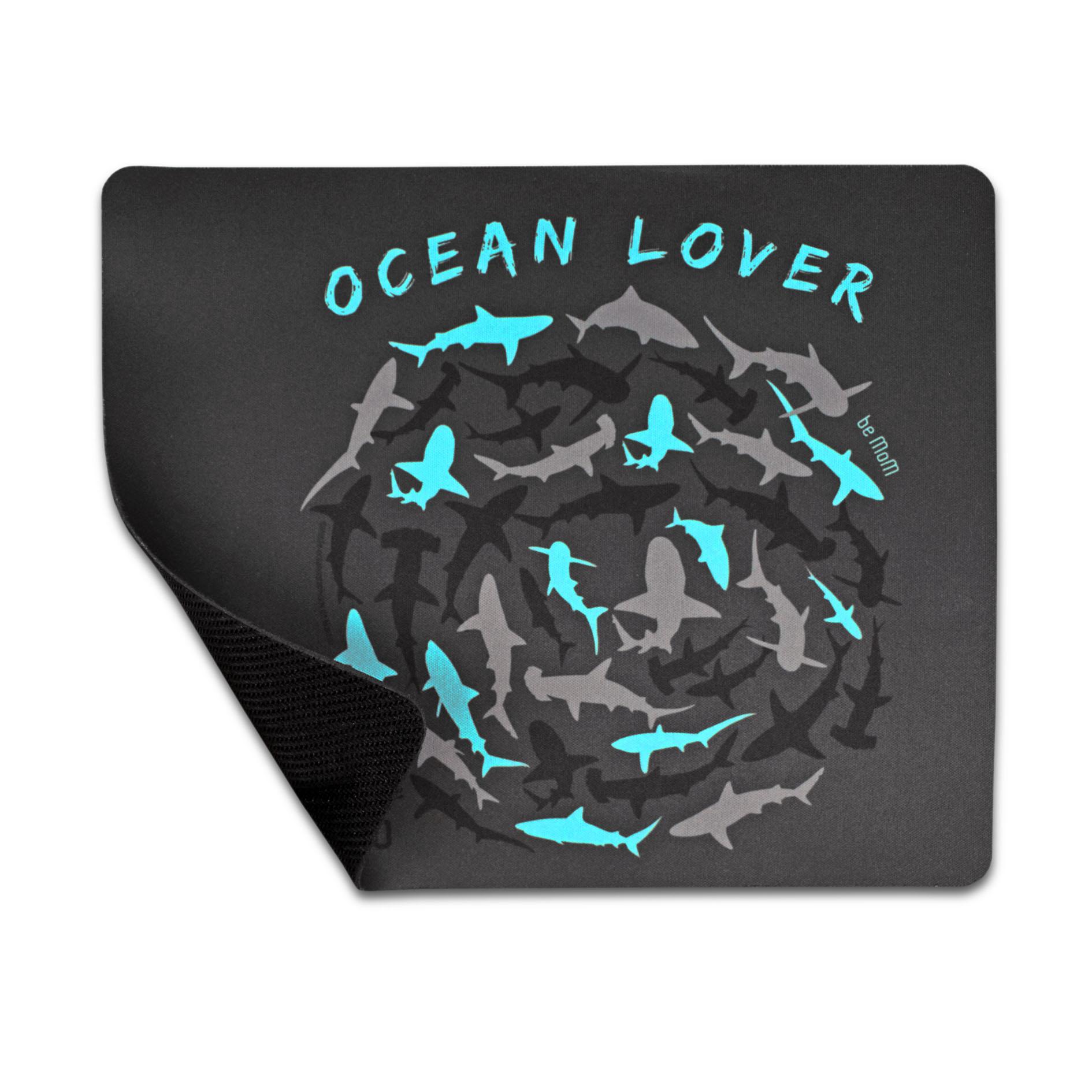 Mousepad personalizzato per il Museo Oceanografico di Monaco