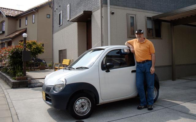 bGeigie in Iwaki