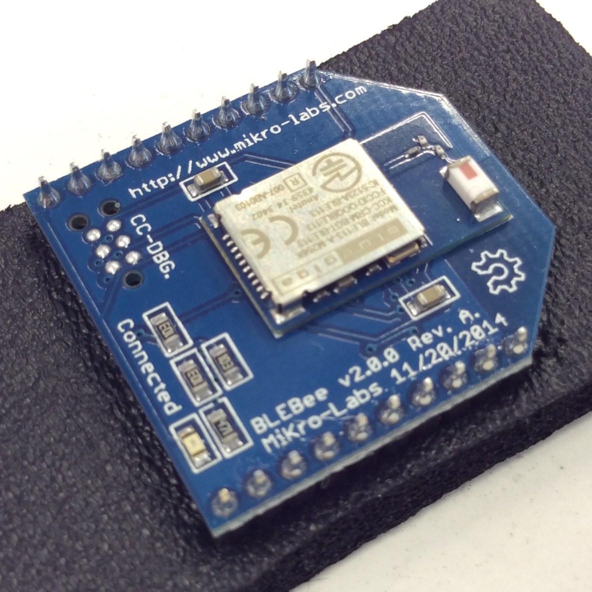 bGeigie Bluetooth | Safecast