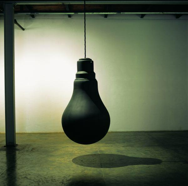 Sunil Gawde, 'Blind Bulb', 2006