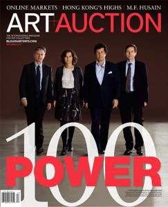 Art+Auction's Power 2012