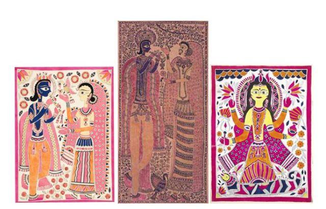 Sita Devi Museum Works