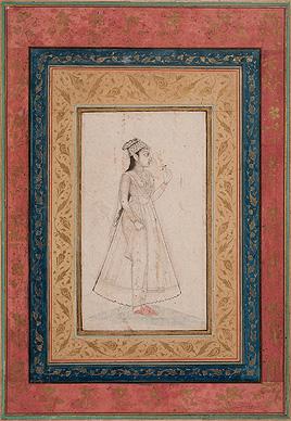 Lot 3, A Portrait of a Princess