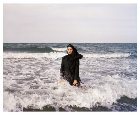Dont Forget This Is Not You (for Sahar Lotfi) Newsha Tavakolian, Dont Forget This Is Not You (for Sahar Lotfi), 2010. Chromogenic print mounted on aluminum. Courtesy of the artist and East Wing Contemporary Gallery.