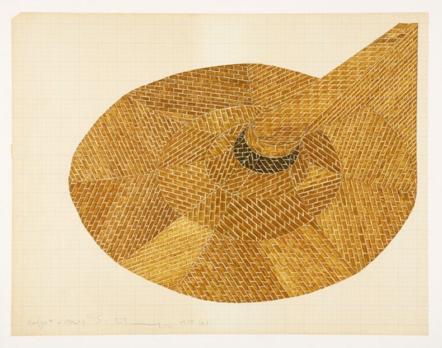Ledge (1), 1970, Siah Armajani. Image Credit: http://asiasociety.org/new-york/exhibitions/iran-modern#!artworks