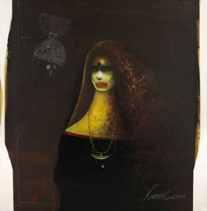 Delhi Art Gallery-K. Laxma Goud