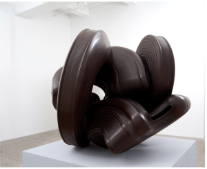 Tony Cragg Cubic Early Form, 2011 bronze 102 x 105 x 120 cm the artist and Marian Goodman Gallery Read more at http://www.fiac.com/galeries/marian_goodman#MUBs74K7q2yvS6wD.99