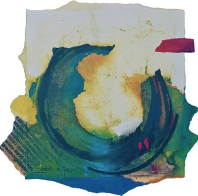 Untitled, Sujata Bajaj. Image Credit: http://www.saffronart.com/auctions/PostWork.aspx?l=8396