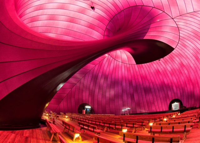 Ark Nova by Anish Kapoor and Arata Isozaki