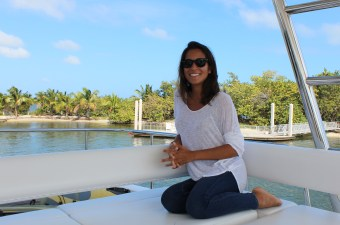 Introducing Boat Owner Andrea