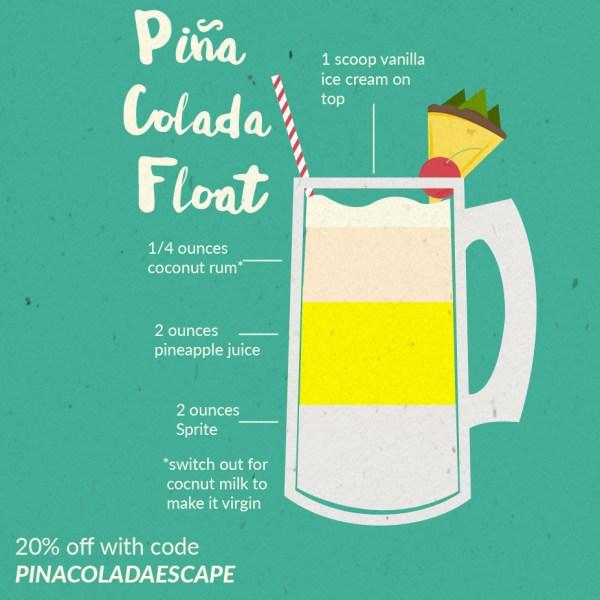 float-pina-colada