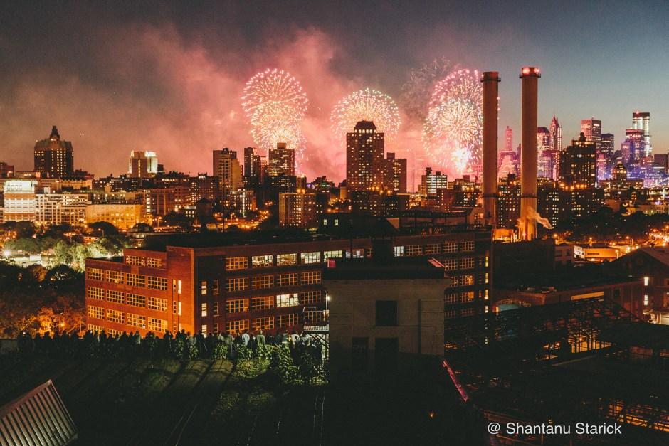 July Fourth Celebration at Brooklyn Grange