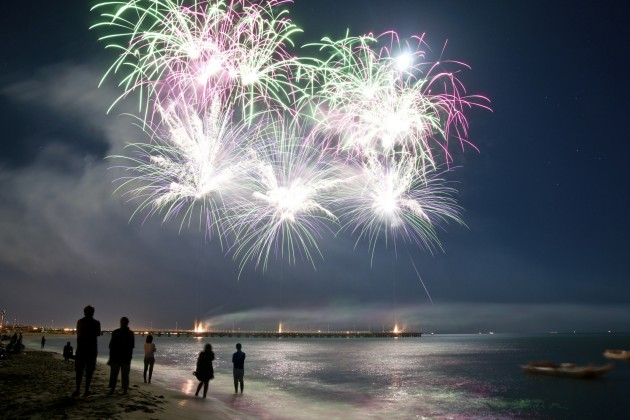 fireworks in atlantic county