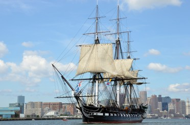 Independence Day in Boston – America's Ship of State: the USS Constitution