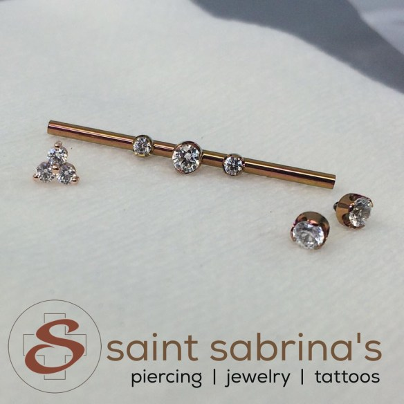 industrial piercing jewelry anatometal