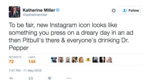 Instagram in the limelight