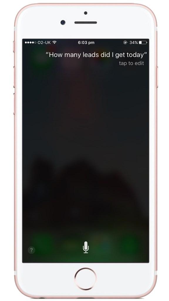 Apple SalesSeek Siri