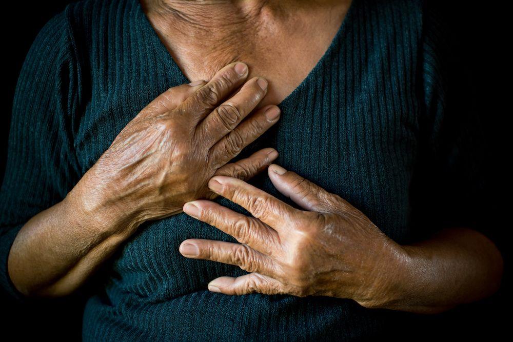 vấn đề về tim